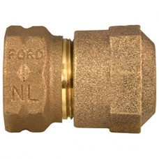 "3/4"" Lead Corp Adapter Quick Joint No Lead"