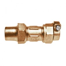 """1"""" Flare Copper X 1"""" Pack Joint For CTS Union No Lead"""