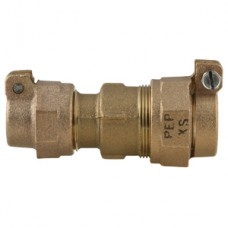 """3/4"""" Pack Joint For CTS X 3/4"""" Pack Joint For Polyethylne Pipe Compression Coupling No Lead"""