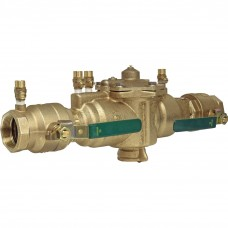 """1"""" Watts 009 RPZ Assembly With 1/4"""" Turn Ball Valves No Lead"""