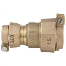 "1"" Strong Lead X 1"" CTS No Lead Coupling"