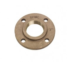 "3"" ROUND BRONZE FLANGE NO LEAD"