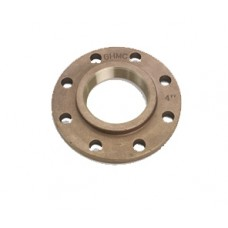 "4"" ROUND BRONZE FLANGE NO LEAD"