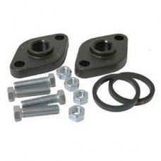 """1 1/2"""" D.I. METER FLANGE KIT INCLUDES FLANGES,NUTS, BOLTS AND GASKETS"""